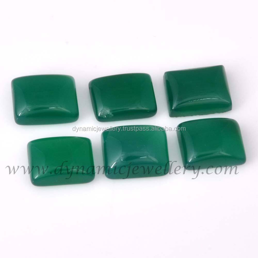 Authentic Loose Green Onyx Gemstone