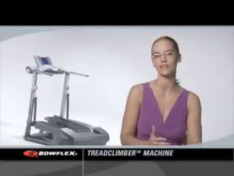 BOWFLEX - Stacey Angel Got in Shape for Her Wedding by Using a TreadClimber
