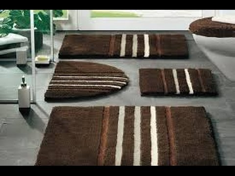 Get Quotations · Bathroom Rugs   Bathroom Rugs Without Rubber Backing