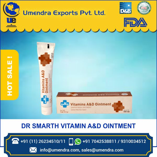 Best Quality Vitamin A&d Ointment