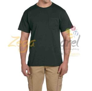 f706a443 Zega Apparel OEM/ODM service, 100 % cotton men basic black t-shirts