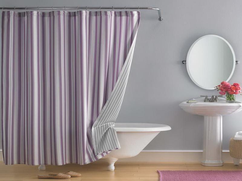Bath Curtains Shower Curtain With