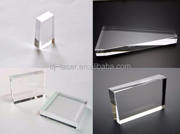 IPL Sapphire Crystal Sapphire light guide block/sapphire Filter glass prism lens for Laser beauty ipl machine