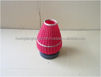 Nice design lotus bamboo lamps for lighting decorative lantern from
