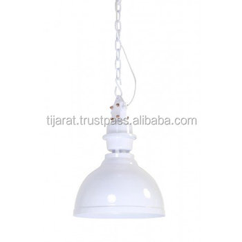Pendant Shade Lamp / High Ceiling Hanging Light