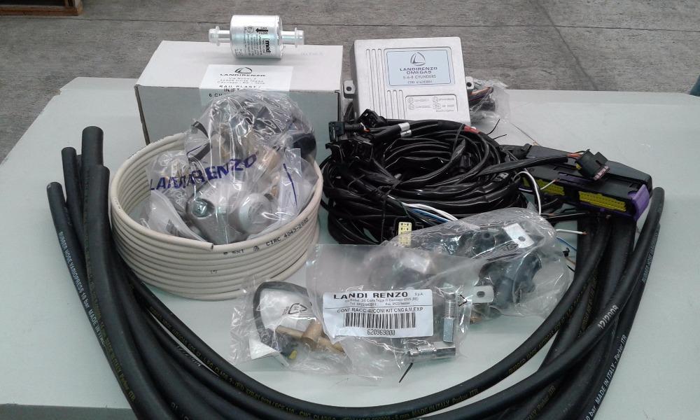 Kit Conversion CNG 5,6,7 Cylinder
