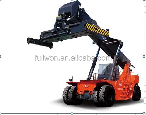 Fullwon front-handling container handle with 250kw engine power for sale