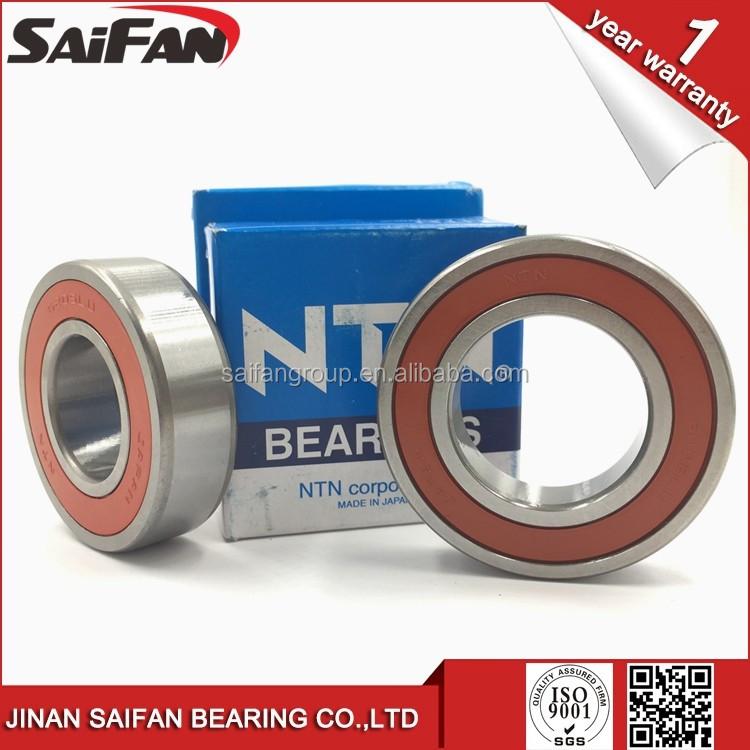 6006 LU NTN Ball Bearing 30x55x13 mm deep groove ball bearing 6006LLU