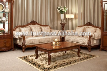 Teak Wood Sofa Designsluxury Style Wooden Sofa Seatswooden Sofa