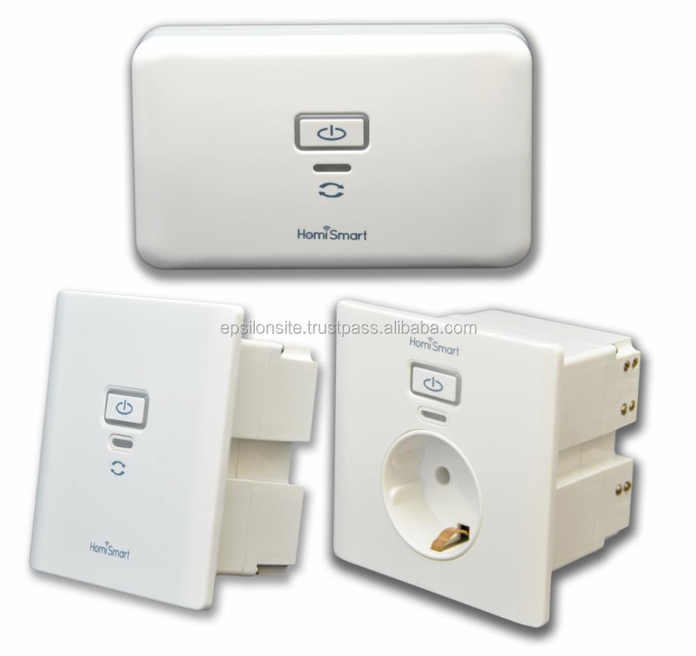 smart socket prise prise lectrique commutateur de commande distance prises douilles. Black Bedroom Furniture Sets. Home Design Ideas