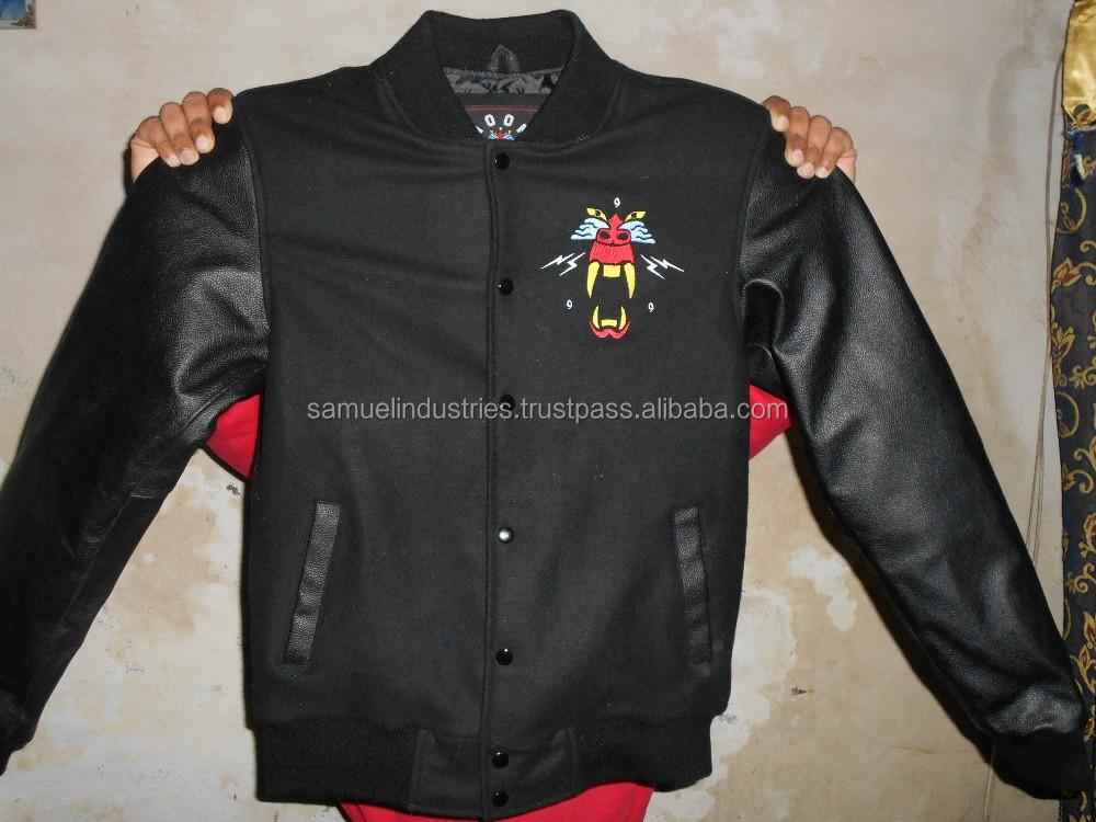 Street Wear Varsity Jacket\men Drive Bomber Wool Varsity Jacket ...