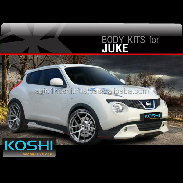 koshi sport body kit for nissan juke - buy body kit,juke,spoiler