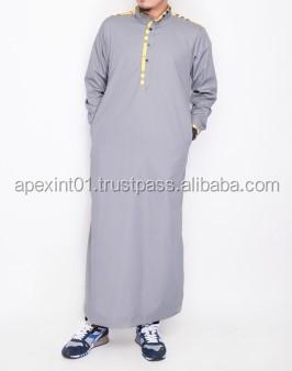 Arabic Thobe/jubba For Saudi Style