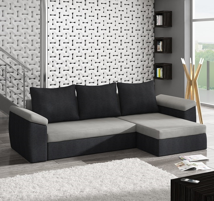 Corner Sofa Bed With Storage Dallas