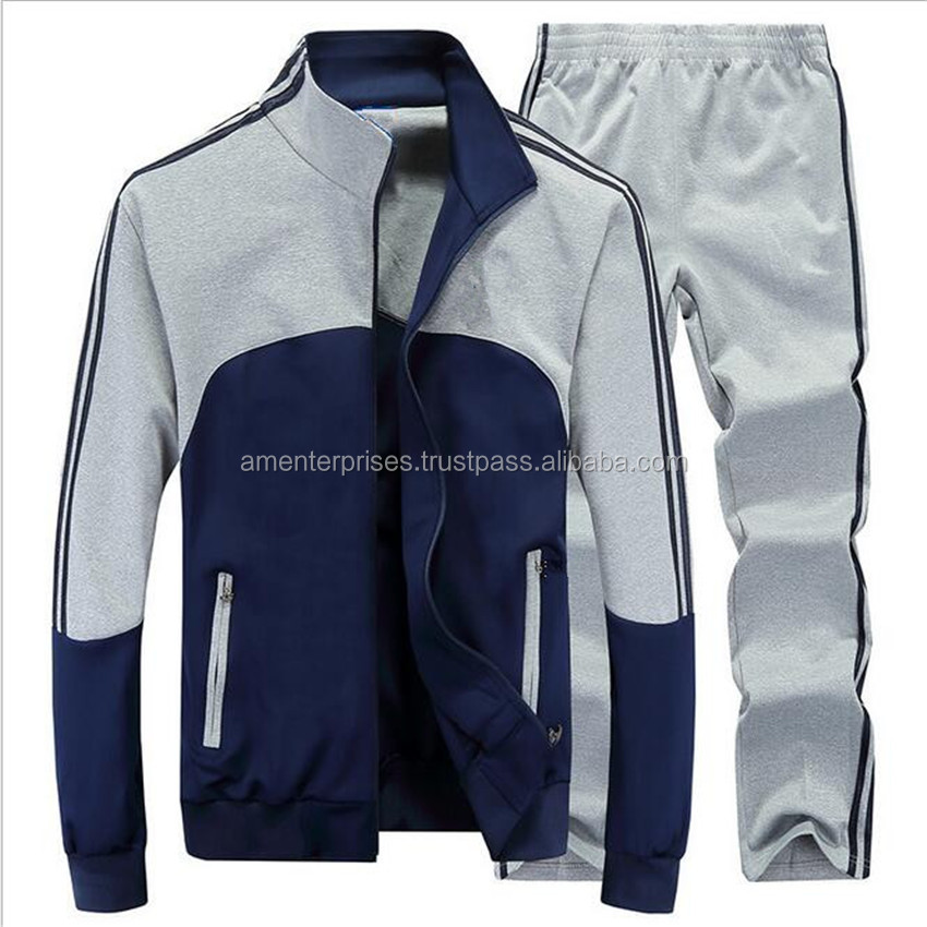 b4f525e4 2016 Latest Design Mens Tracksuits / Sports Track Suits / Wholesale  Tracksuits