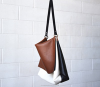 leather soft bag