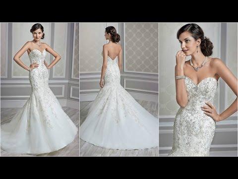 Mermaid Wedding Dress | Beautiful Wedding Dresses | Vera Wang Wedding Dress | Wedding Dresses | WD29