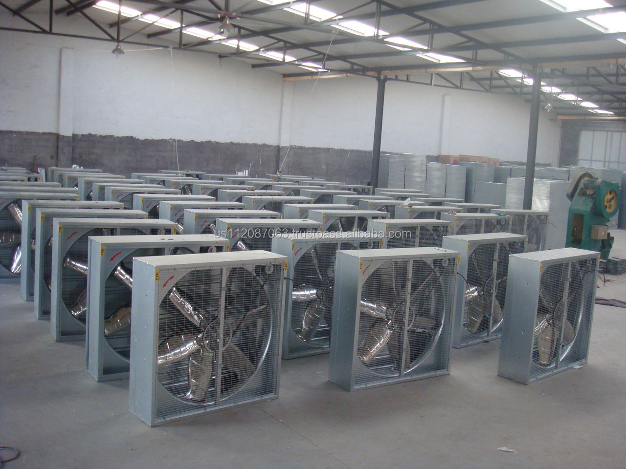 Large Industrial Blowers Exhaust Fan Price Philippines