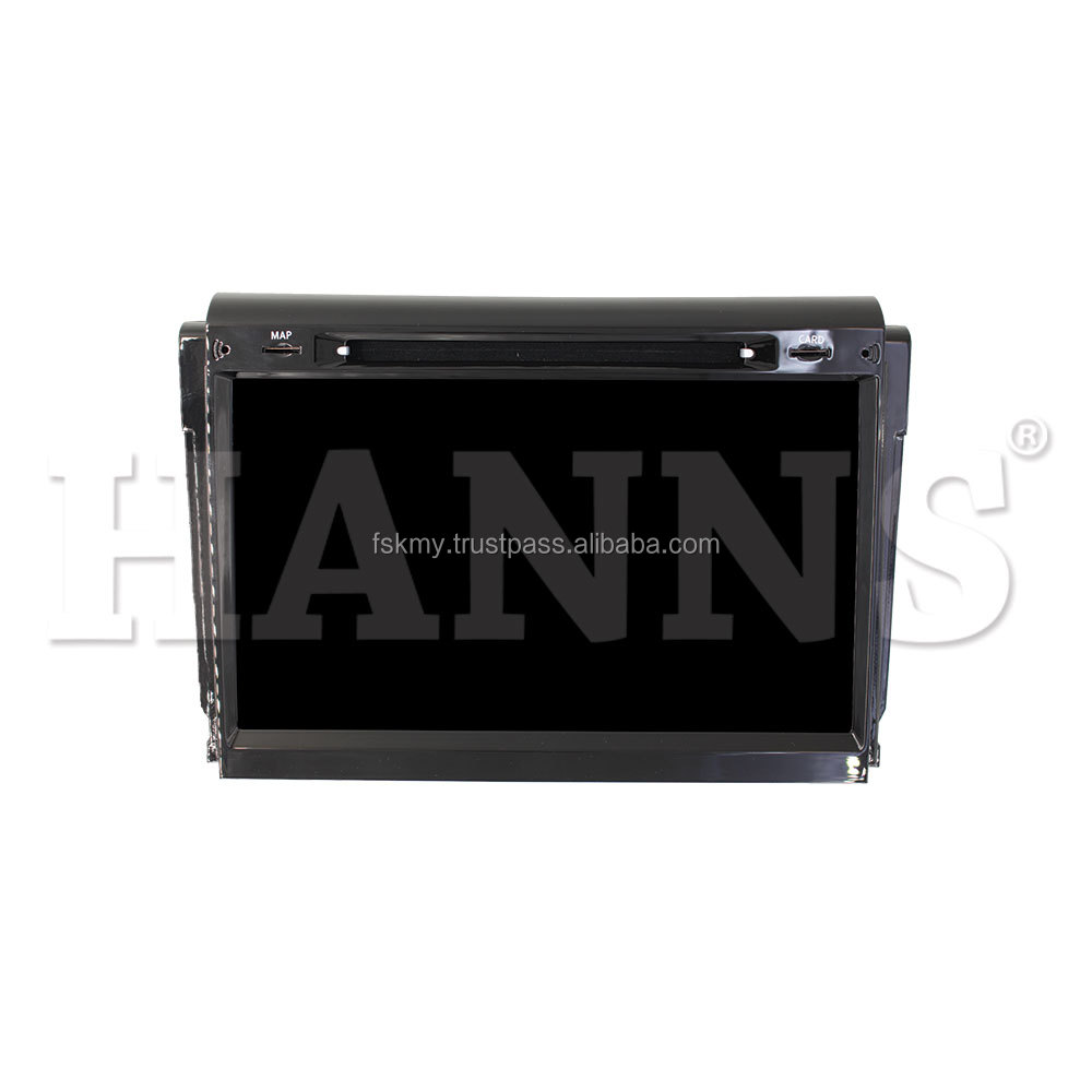Hanns Plus Car Android DVD Multimedia Player with reversing camera and parts for harrier