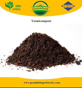 Vermicompost Organic Manure Made By Earthworms - Buy Vermicompost  India,Types Of Organic Manure,Organic Manure Vermicompost Product on  Alibaba com