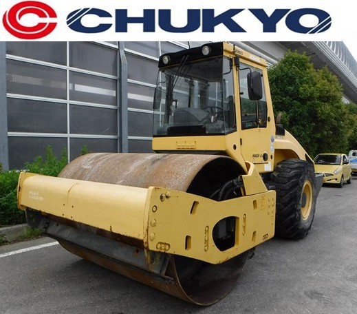 USED VIBRATION ROLLER BOMAG BW211D -4