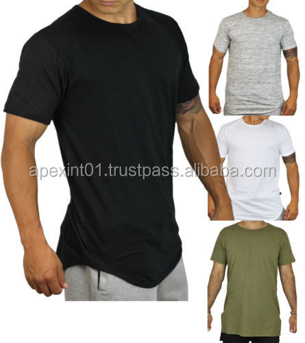a5f2d759 new style elongated t-shirt - new side zipper Elongated t shirts - fashion  elongated