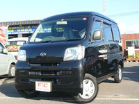 Reasonable and japanese van for sale second hand HIJET CARGO 2012 used car