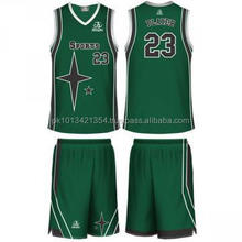 Uniform Team Wear Custom Basketball Jersey/sport wear from factory