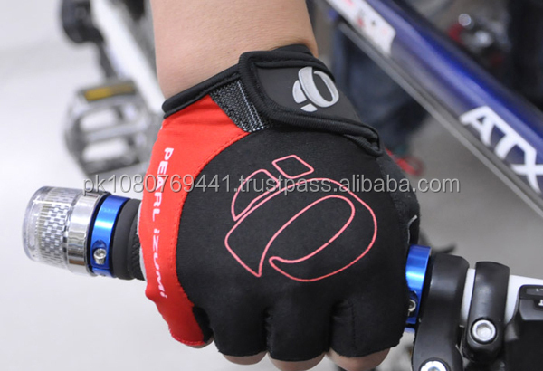Spandex Men's Summer Sports Cycling Gloves/