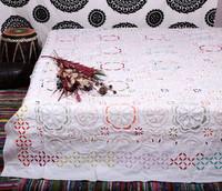 Handmade Kantha Quilt Indian Cotton Kantha Bedspread Bedding Quilt ...