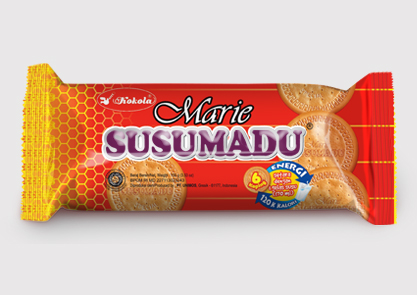 Susu madu biscuits recipes