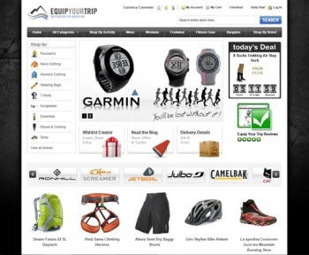 Drop Shipping e-commerce website design service