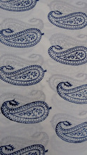 jaipuri hand block printed fabric print by wooden block hand made fabric pure cotton fabric