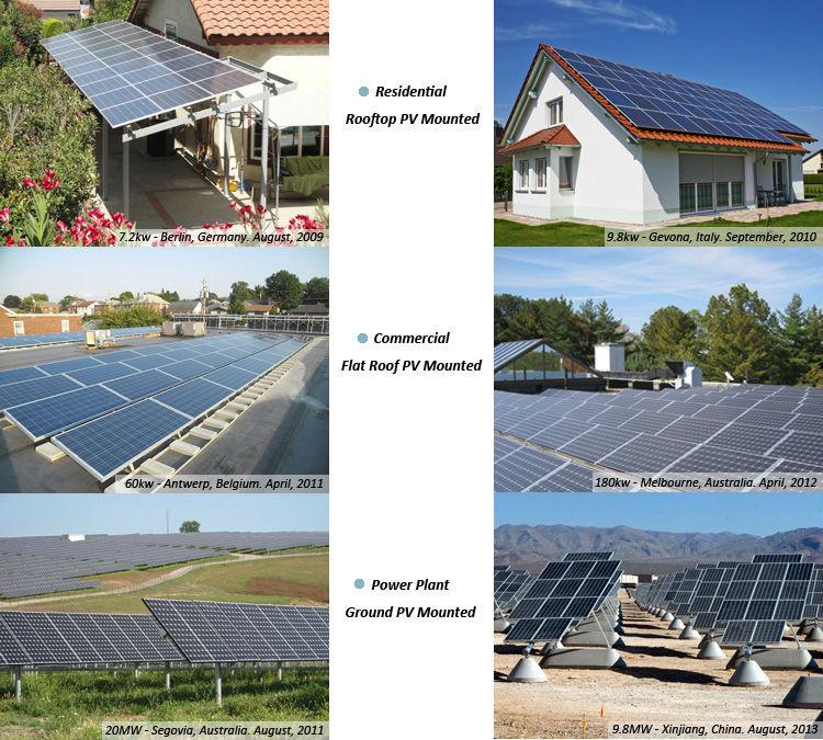 2015 newest flexible amorphous solar panel
