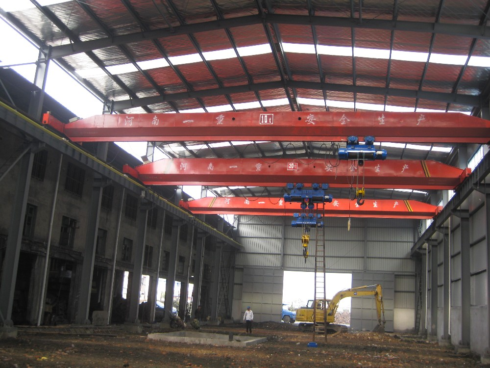 Overhead Crane 500kg : New condition and heavy duty work use ton