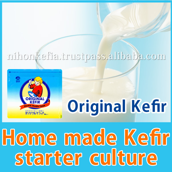 Nutritious and Popular sterilized yogurt ( kefir starter culture ) with Natural made in Japan
