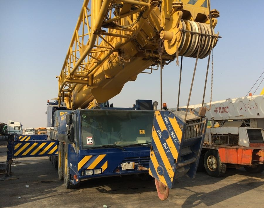 Demag AC 535 - Double Winch