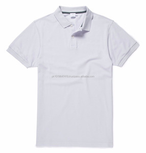 Factory customized fashion polo shirts made in Pakistan