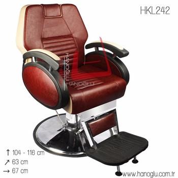 Charming Hydraulic Barber Chair , Modern Barber Chair