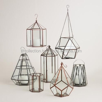 Black Lanterns,Brass Antique Finish Lantern Glass And Metal ...