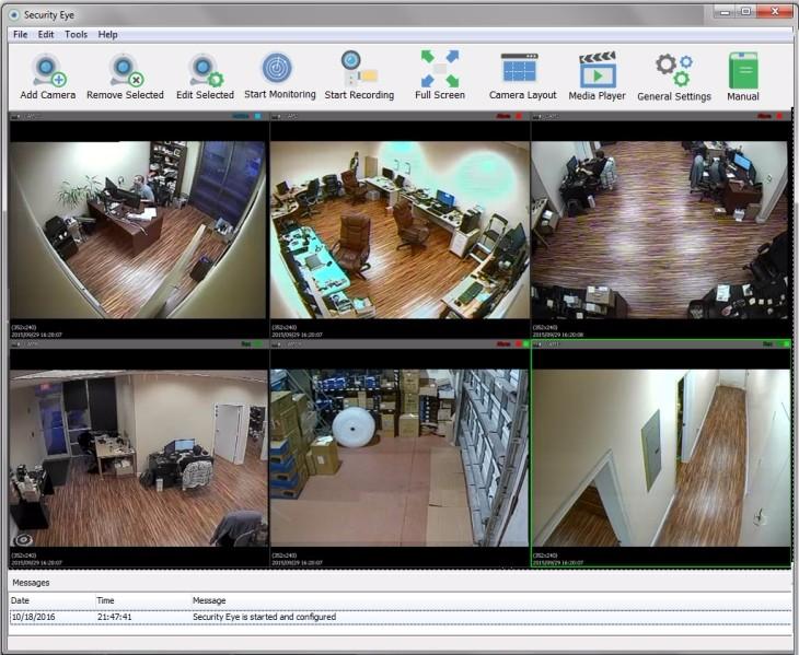 video surveillance software