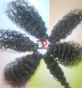 Natural soft and silky afro kinky twist hair