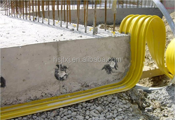 Concrete Water Stopper : China factory quality pvc waterstop for retaining wall