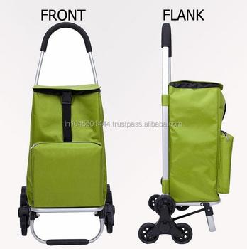 e5df30640b25 In Punjab Supermarket Folding Shopping Trolley Bag(6 Wheels) - Buy Portable  Folding Shopping Trolley Bag With Wheels,Four Wheel Shopping Trolley ...