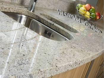 New Kashmir White Granite Tile Buy White Granite Floor