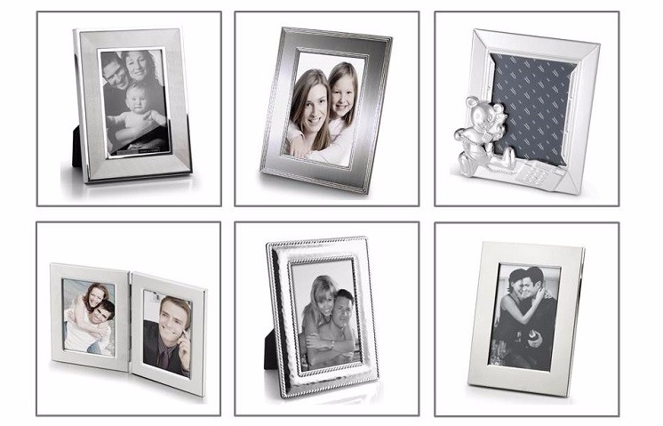 Square Shape Metal Picture Photo Frame - Buy Picture Photo ...
