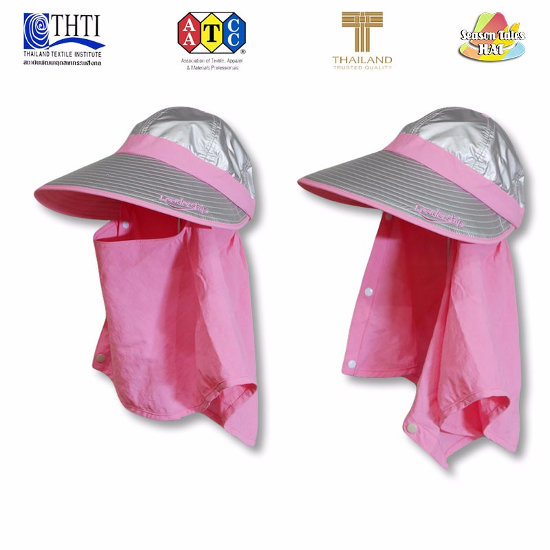 283ef823f7c7b Removable Neck Flap Cover Face Mask Fishing Camping Waterproof Breathable  Quick Dry Hat Summer Outdoor Sun