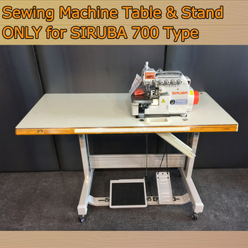 OVERLOCK Sewing Machine Table U0026 Stand ONLY For SIRUBA