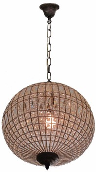 Crystal glass ball globe basket chandelier french empire crystal glass ball globe basket chandelier french empire architectural ceiling pendant aloadofball Choice Image