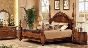 Luxury Traditional Bedroom Set View Bedroom Furniture Sets Bangunjoyo Product Details From Cv Bangunjoyo Furniture On Alibaba Com